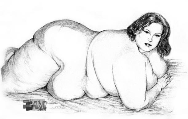 dejlige kvinder erotiske tegninger