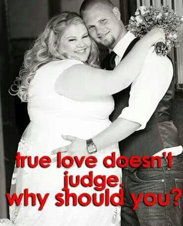 Sand kærlighed dømmer ikke...